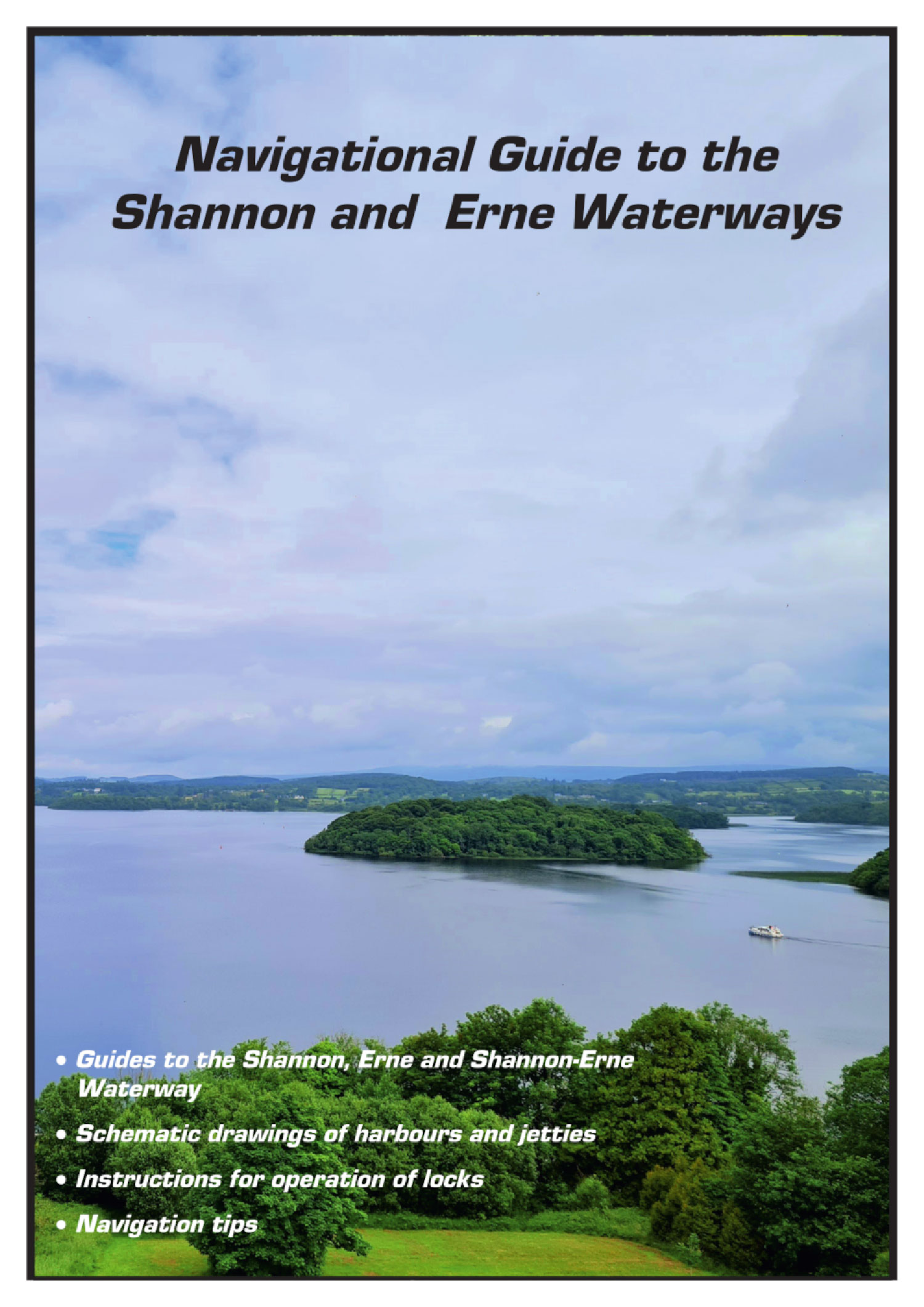 Navigational Guide to the Shannon, Shannon-Erne and Erne Waterways
