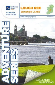 Lough Ree Ordnance Survey Adventure Series Map