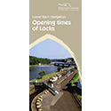 Lower Bann Navigation Opening Times of Locks